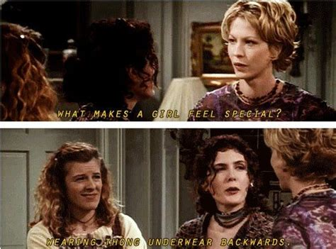 On Dhama And Greg Did Dhama Have Long Hair Or Short Hair | dharma and greg quotes what makes a girl feel special
