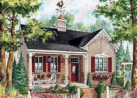 cozy cottage house plans cozy cottage 80705pm architectural designs house plans