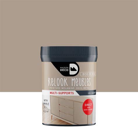 Peinture Pour Meuble En Bois by Peinture Pour Meuble Objet Et Porte Satin 233 Maison Deco