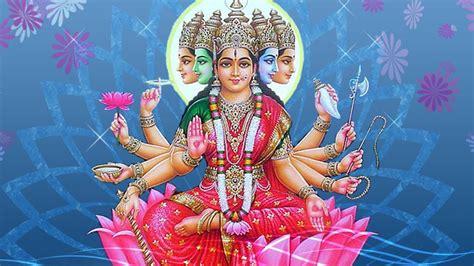 Gayatri Maxy goddess gayatri devi songs gayatri manthram