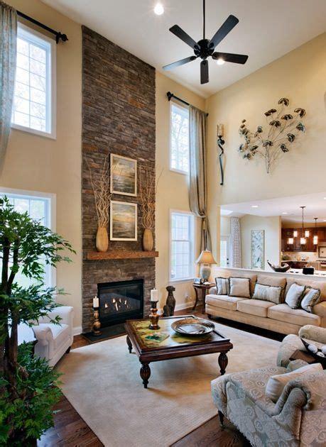 fireplace stones family room design home decor home