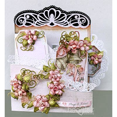 Wedding Card Creation by 4379 Best Heartfelt Creations Cards Images On