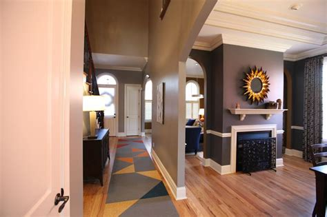 glamorous and coloful home in st louis 171 interior design files don t be afraid of the dark 5 tips for painting with