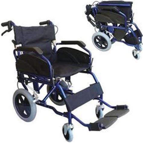 ingombro sedia a rotelle carrozzina sedia a rotelle da transito pieghevole per