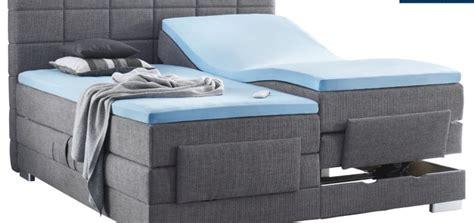 bett elektrisch verstellbar boxspringbett elektrisch verstellbar gesundheit und