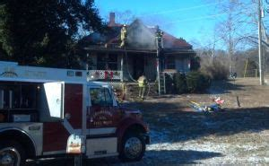Blue Ridge Post Office by Nelson Early Friday Morning Destroys Roseland Home