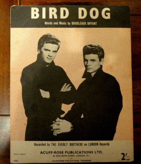 bird everly brothers 17 best images about everly brothers on australia tours up and the