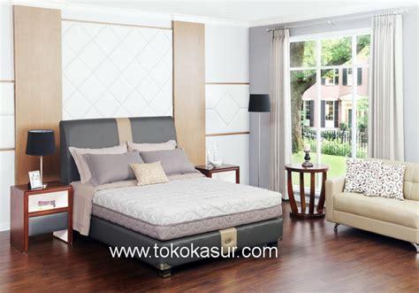 Guhdo Kasur Springbed Ruby Venetian Style 200x200 Set guhd0 back pedic venetian style toko kasur bed murah simpati furniture