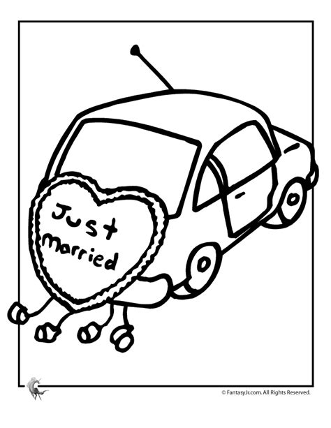 coloring pages for weddings wedding color pages coloring home
