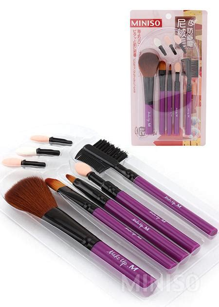Miniso Makeup Brush Luxury makeup brush set australia saubhaya makeup