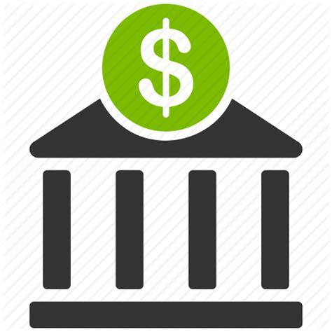icon bank bank dollar finance financial business money