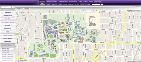 texas christian university map unveiling of the new tcu maps website clients