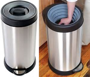 trash compactors for home smush can self powered trash compactor