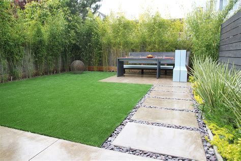 Backyard Designs by Bamboo Garden Design For Landscaping Concept Ideas