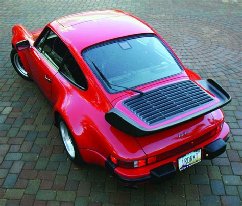 80s porsche 911 turbo was darwin wrong 1988 porsche 911 turbo the late