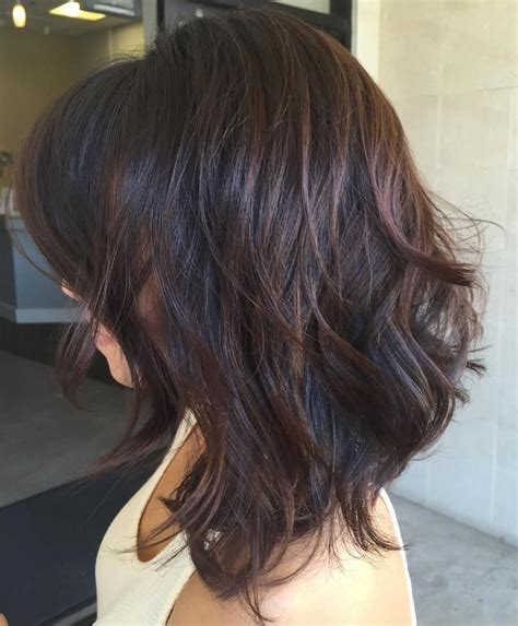 layered cuts for medium lengthed hair for black women in their late forties 80 sensational medium length haircuts for thick hair