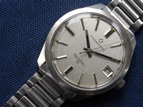Peter Irniger 's Vintage Watches: Eterna Matic Kontiki SS