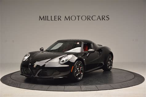 new 2016 alfa romeo 4c greenwich ct