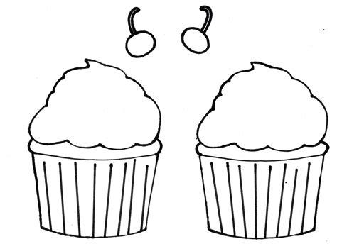 cupcake design template crafts template