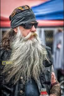 biker hairstyles your guide to biker beard styles popular beard styles