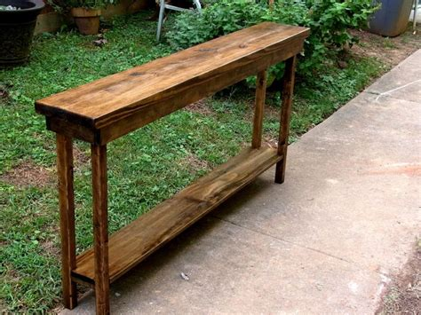 modern rustic console table best 25 rustic console tables ideas on barn
