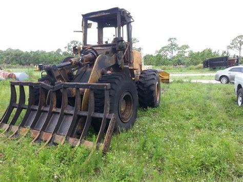 heavy salvage 1989 dresser payloader 530