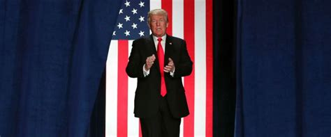 donald trump once in a lifetime trump rallies support for once in a lifetime tax