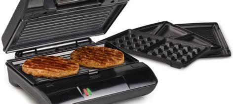 tostadora sandwichera princess grill compact pro sandwichera tu sandwichera