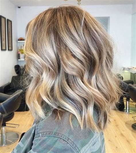 what year was the lob hairstyle created short wavy hairstyle are beautifully created with little