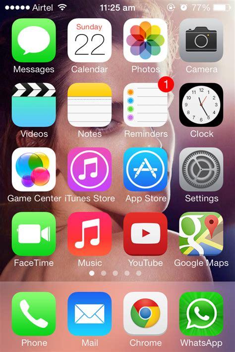 old iphone layout app quản l 253 đa nhiệm cho iphone 5 ios 6