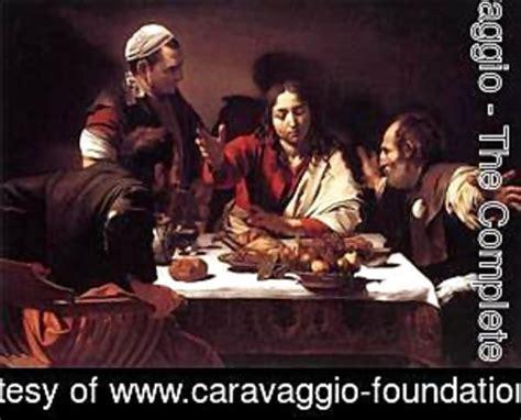 caravaggio the complete works 9783836562867 caravaggio the complete works supper at emmaus1 caravaggio foundation org