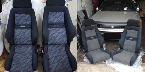 Jok Mobil Ricaro dipilih ragam jok mobil eks singapura berita otomotif