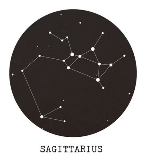 sagittarius constellation tattoo 1000 ideas about sagittarius constellation on