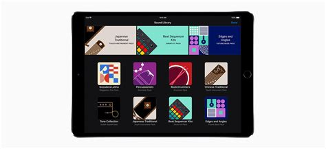Garageband Update 2017 Garageband For Ios Update Brings A New Sound Library And More