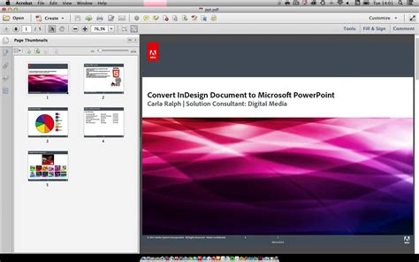 designing in indesign for powerpoint adobe indesign document to powerpoint presentation