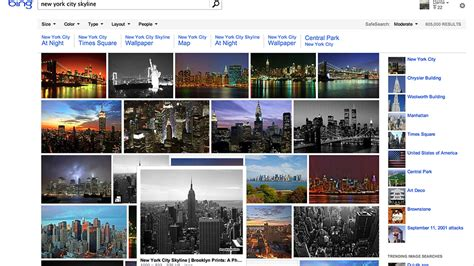 Large Image Search