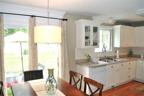 large kitchen window treatment ideas kitchen window treatment ideas for sliding glass doors
