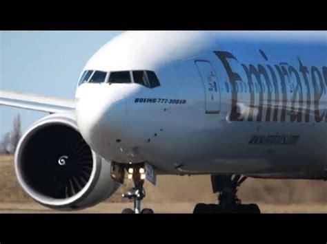 emirates upgrade bid emirates boeing 777 300 er ge90 115b takeoff at