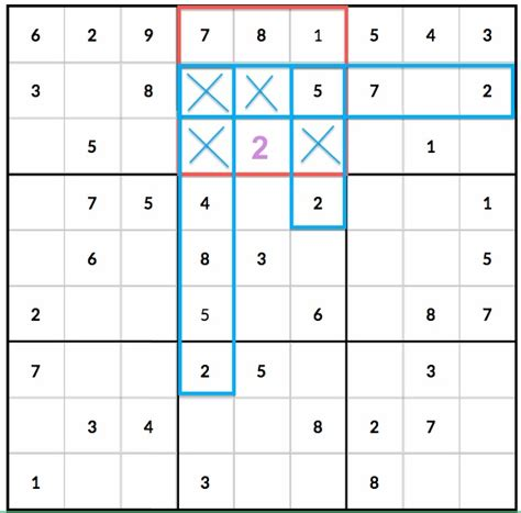 printable sudoku directions intermediate sudoku solving techniques part 4 more