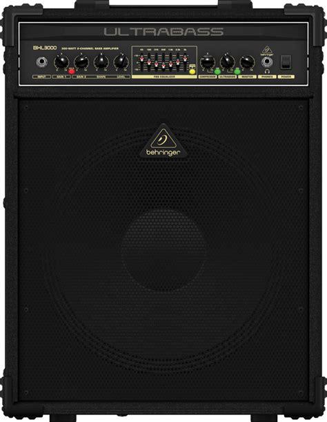 Speaker Gmc 300 Watt behringer 300 watt 2 channel bass lifier w original