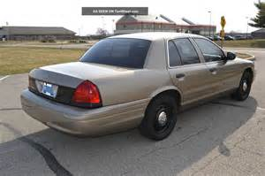 ford crown vic specs autos post