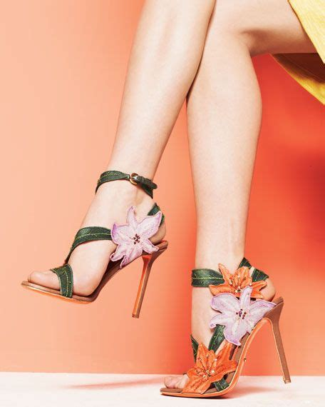 Gorgeous Yvonne Heels At Minette by Best 25 Flower Shoes Ideas On