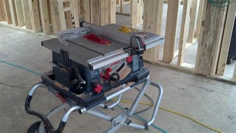 bosch jobsite table saw bosch jobsite table saw be the pro