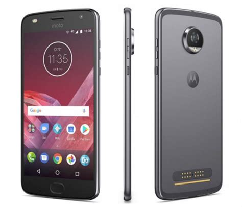 Moto Z2 Moto Z2 Play Pre Booking In India Starts Tomorrow Here S