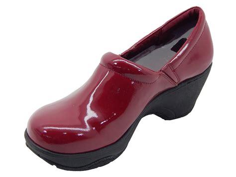 clog shoes mates bryar s slip on clog shoes ebay