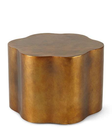 copper accent table orla copper accent table