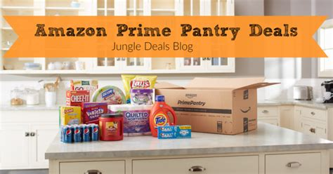 Prime Pantry by Up Of Prime Pantry Deals Including Free