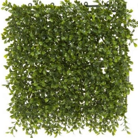 Faux Boxwood Mat by Artificial Boxwood Grass Mat 30cm Silk Trees And Plants