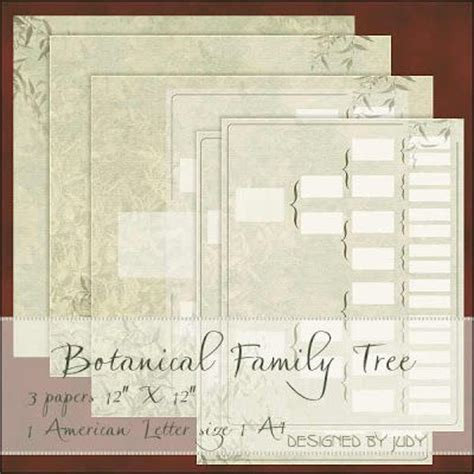free printable family tree for scrapbook 17 best images about family on pinterest genealogy