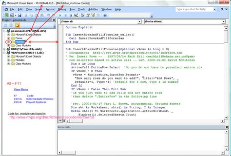 tutorial word xl image gallery macro programming in excel